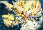 Super Sonic Generations by Feniiku