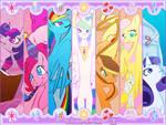 MLP: Elements of Harmony by Feniiku