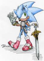 Sonic -SASRPG- by Feniiku