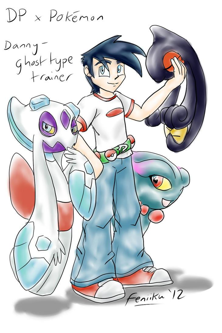Danny- ghost type trai...