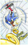 Sonic 21st- freefall!