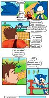 Wreck it Ralph + Sonic- What is a Hero?