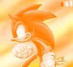 Colour Limit 1- Fire Sonic
