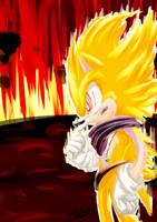 Super Sonic - end time by Feniiku