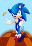 Sonic 108 redraw