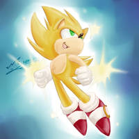 Super sparkly by Feniiku