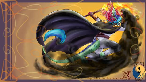 Fallenmist Phoenix: Sumetherox Mixinu by Feniiku