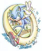 Summer of Sonic 2016 by Feniiku