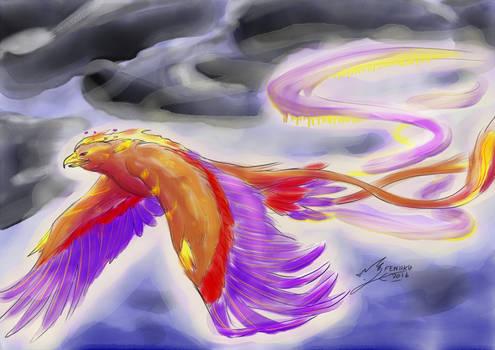 Ki-Mi-Axinu sketch by Feniiku