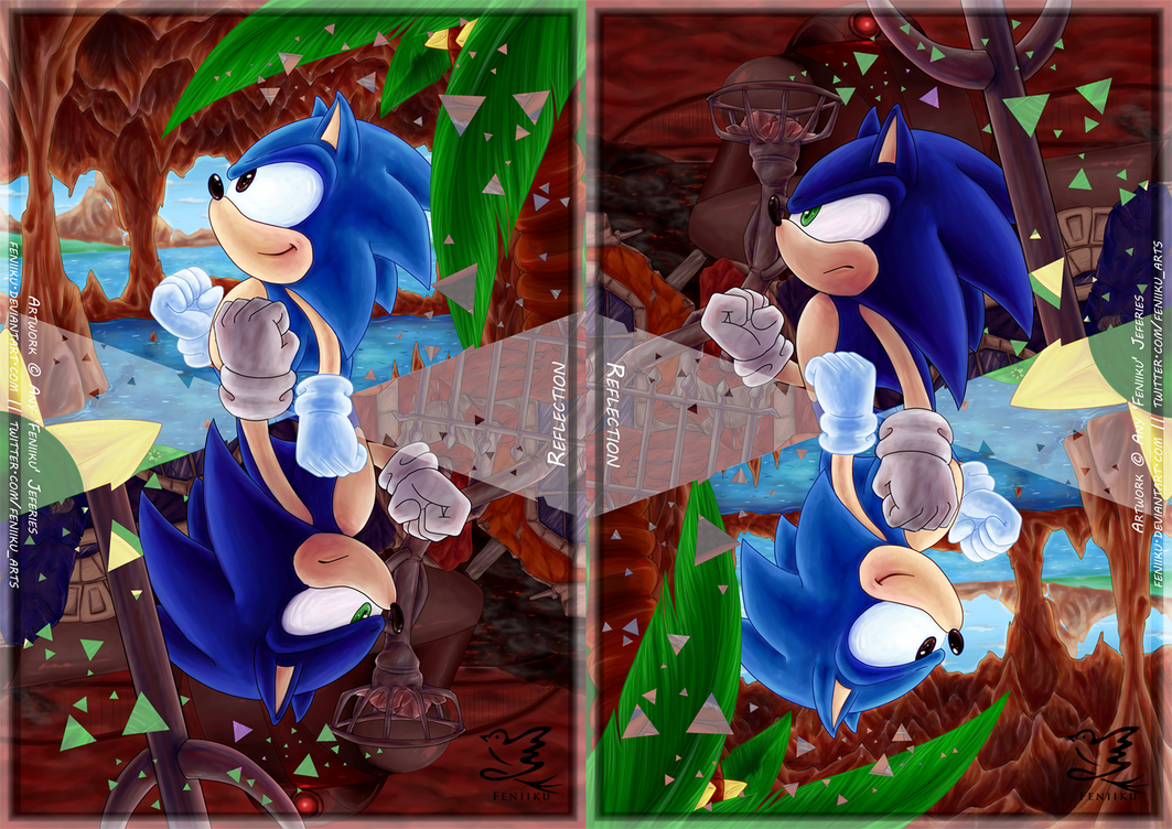 :Sonic 25th: REFLECTION