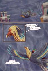 FP. 1: Warden- pg 1 by Feniiku