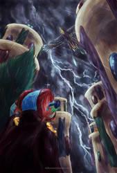 FP. 1: Warden- pg 2 by Feniiku