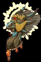 FR dragon- Starstalker's Samyaza by Feniiku