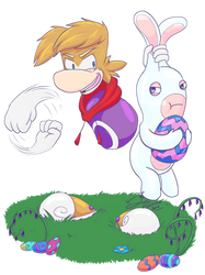 Easter Rabbid