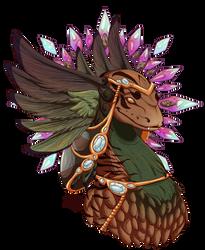 FR dragon - Rufusdrumknott's Daichi by Feniiku