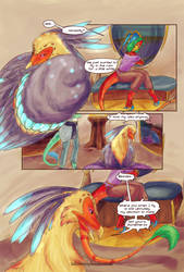 FP. 1: Warden- pg 9 by Feniiku