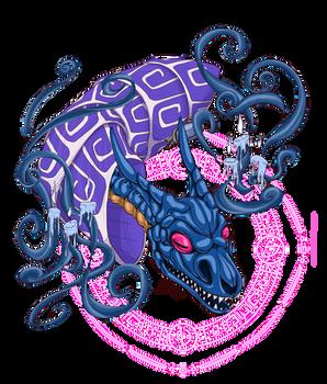 FR dragon - SensaSpecter's Sensa