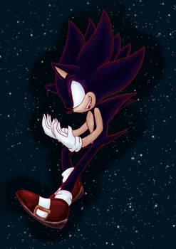 Dark Super Sonic