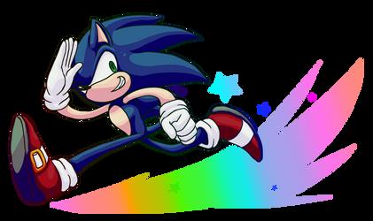 Sonic hey!