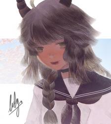 lily by thaiiro-kun