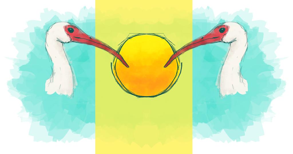 Cranes by Bezrail