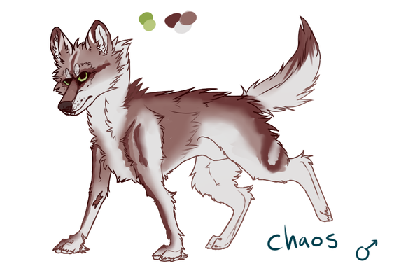 Chaos visual reference by Bezrail