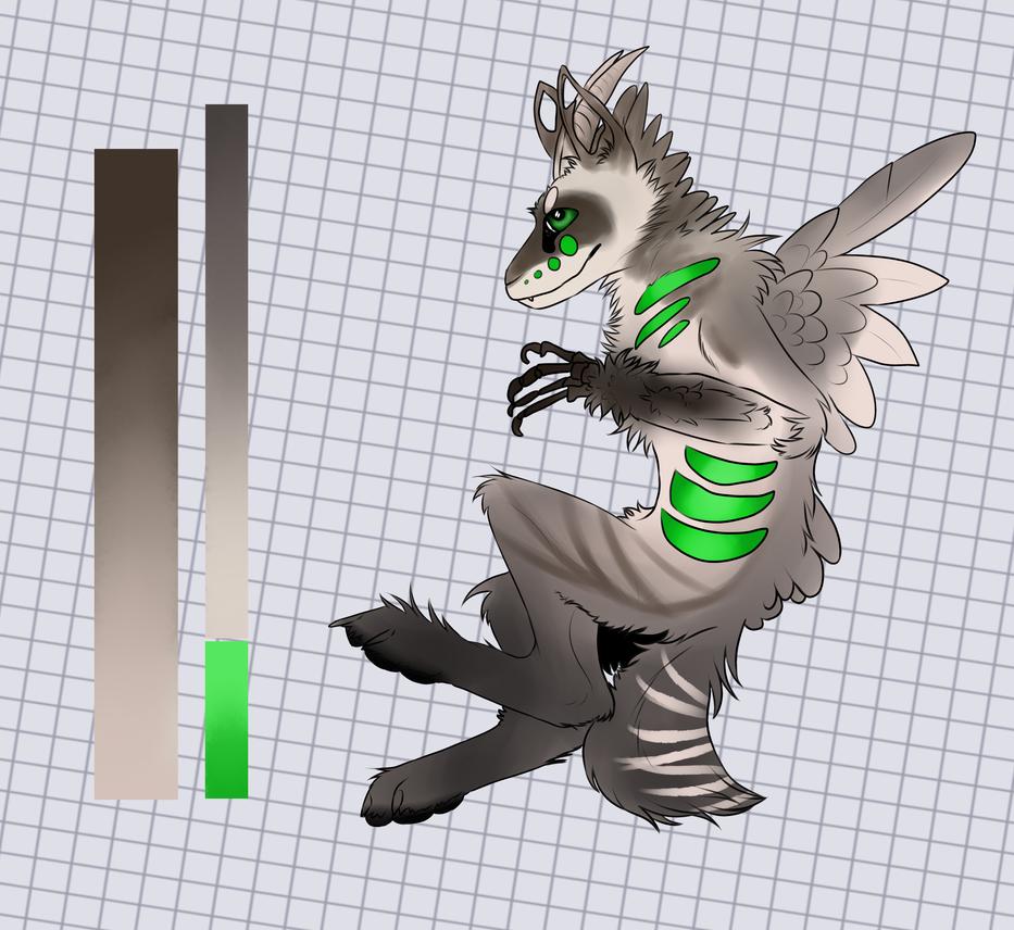 Dragon-Demon Custom for Chaos by Bezrail