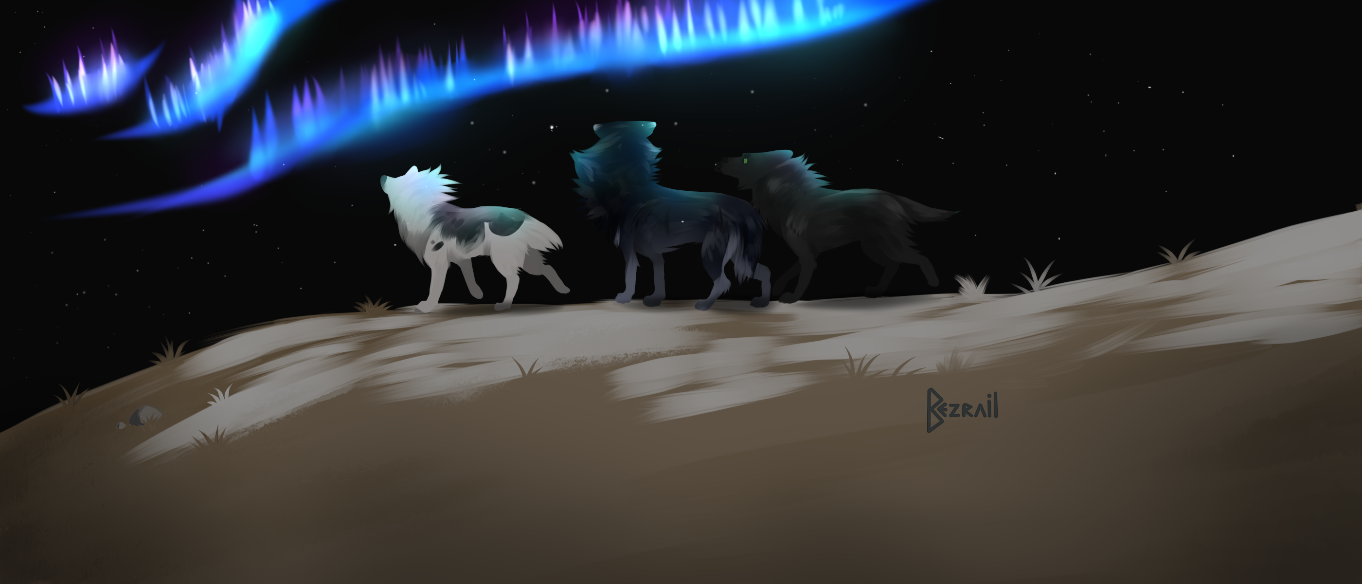 RoF - 'Auroras' by Bezrail