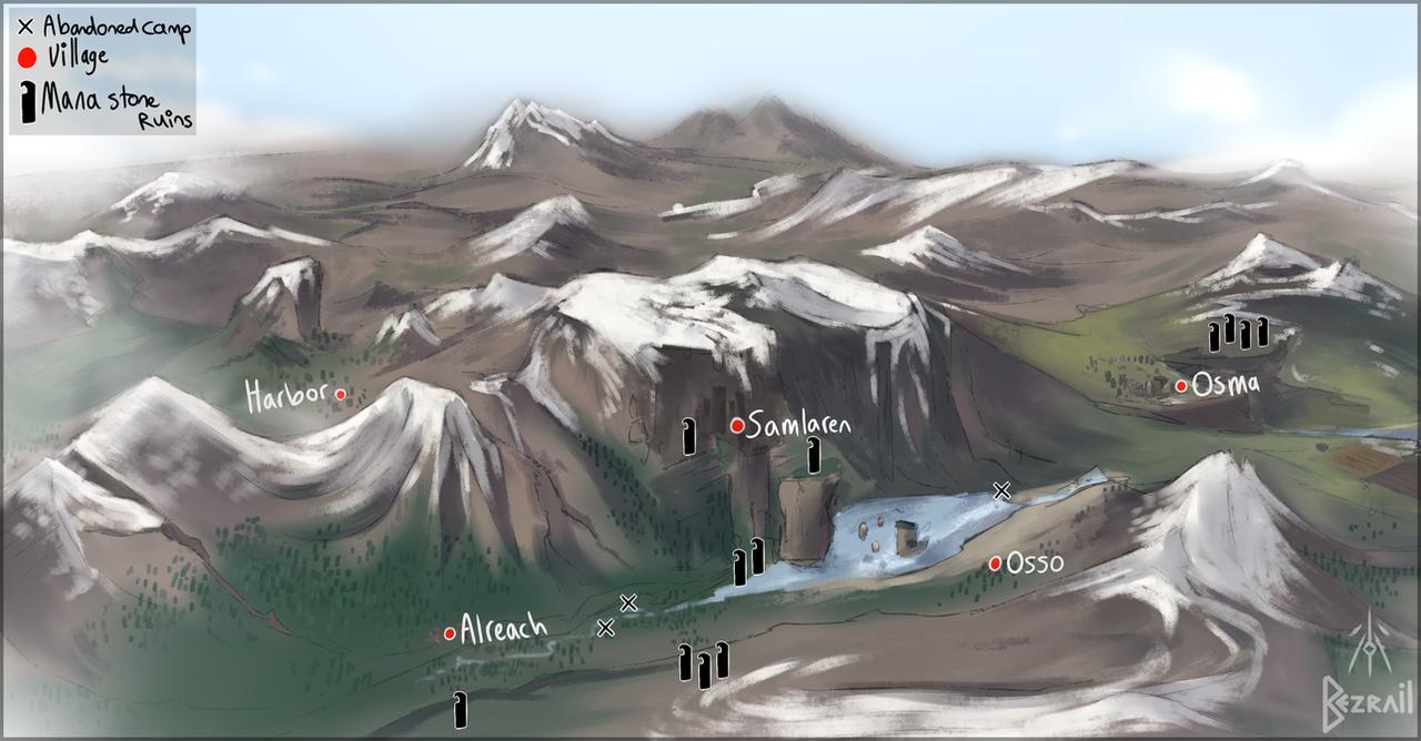 KV | Vile's Map by Bezrail