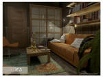 Kvart'o Bedroom 2
