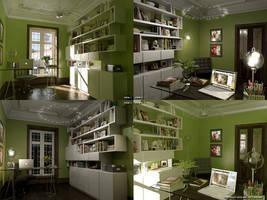 Flat L5 Cabinet by GorgeB