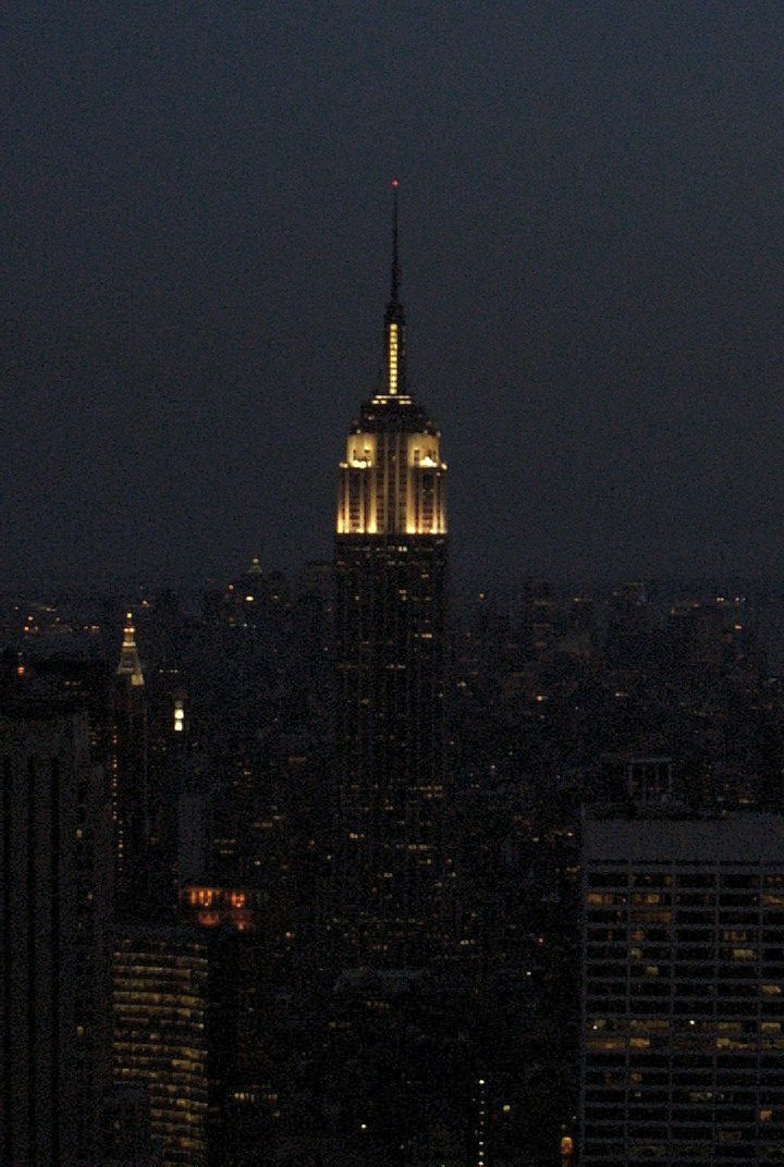 NY Skyline by superpower-pnut