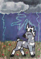 Saturday Night's All Right For Lightning!!
