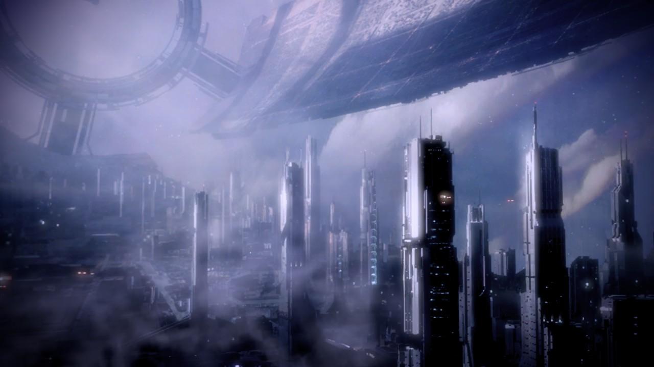 Citadel - Mass Effect 2 by loraine95 on DeviantArt