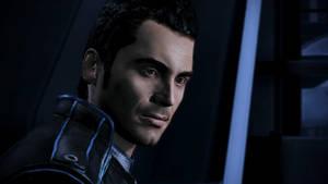 Kaidan Joining the Normandy - Mass Effect 3