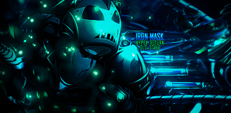 [| X |] Kypexfly . {2012 - 2014} Iron_mask_by_kypexfly-d5axtrh
