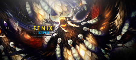 [| X |] Kypexfly . {2012 - 2014} Fenix_by_kypexfly-d5clla4