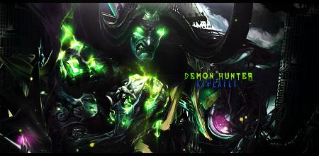 [| X |] Kypexfly . {2012 - 2014} Demon_hunter_by_kypexfly-d5e1jqd