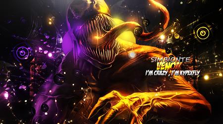 [| X |] Kypexfly . {2012 - 2014} Venom_by_kypexfly-d5gwxfd