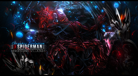 [| X |] Kypexfly . {2012 - 2014} The_spiderman_by_kypexfly-d5riing