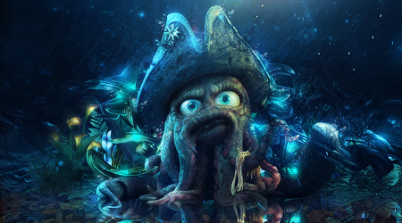 [| X |] Kypexfly . {2012 - 2014} Hungry_octopus_by_kypexfly-d5rzszz