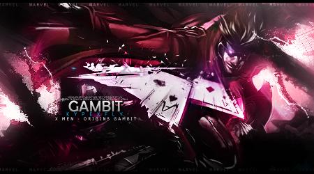 Inscripciones SOTW #8 GAMBITO (x-men) X_men_gambit_by_kypexfly-d5vmof9