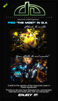 PSD The Most by Kypexfly