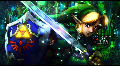 Zelda Collab: Draghen and Kypex by Kypexfly