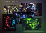 Graphic Evolution /// Kypexfly's PSD Pack by Kypexfly