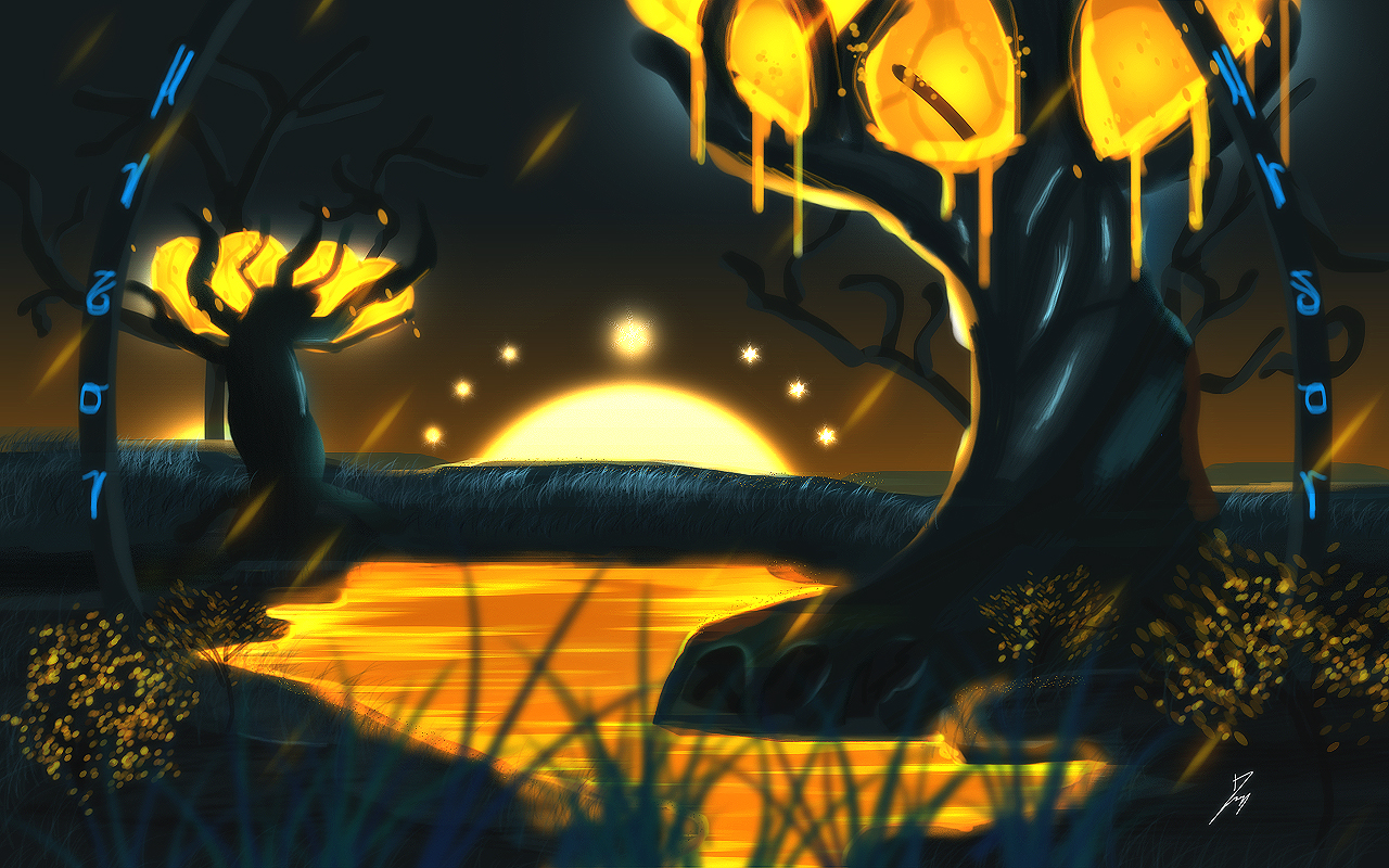 Magical Forest Magical_forest_by_kypexfly-d79l2tc