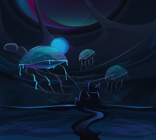 [| X |] Kypexfly . {2012 - 2014} Jellyfish_by_kypexfly-d7jh03f