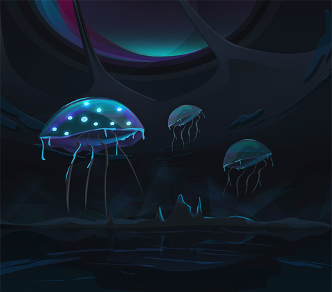 [| X |] Kypexfly . {2012 - 2014} Jellyfish_by_kypexfly-d7p8bp7