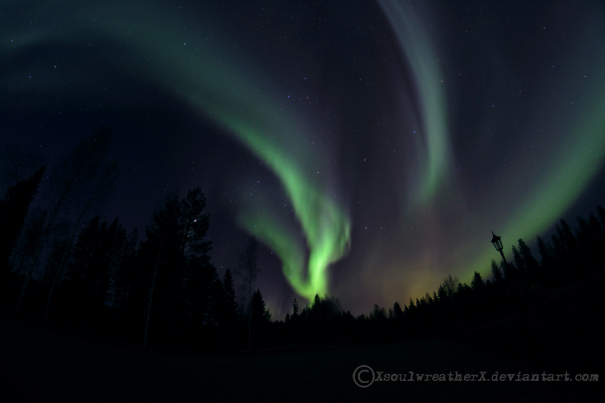 Northern Lights by XsoulwreatherX
