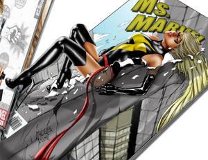 Ms Marvel revised